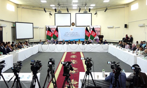 IEC, UNAMA to Hold Joint  Meeting with Campaign Teams