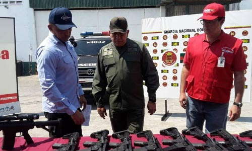 Venezuela Seizes 'US Weapons Shipment'  as Trump Vows to Support 'Noble Quest for Freedom'