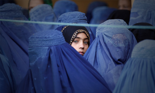 The ups and downs of women's condition  in Afghanistan