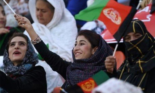 Afghan Women Made Strides  with Great Suffering