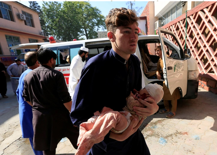 Afghan Civilians – Victims of Rising Insecurity