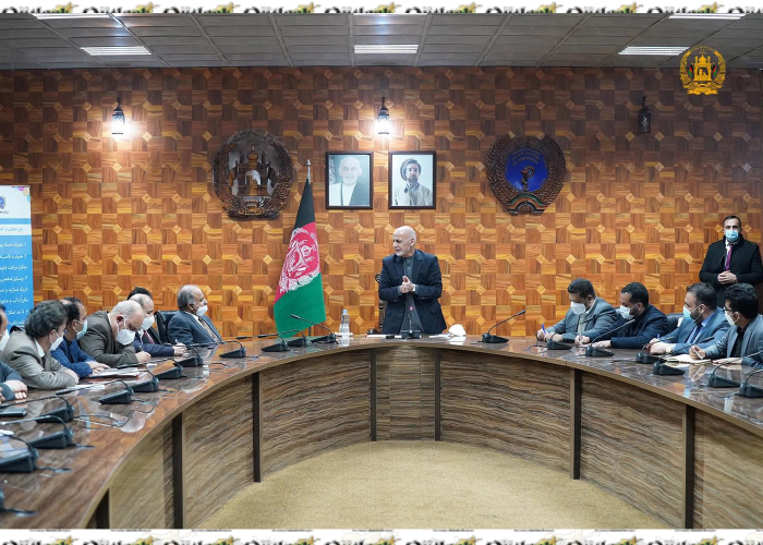 No Appointments in Health Ministry Without My Approval: Ghani