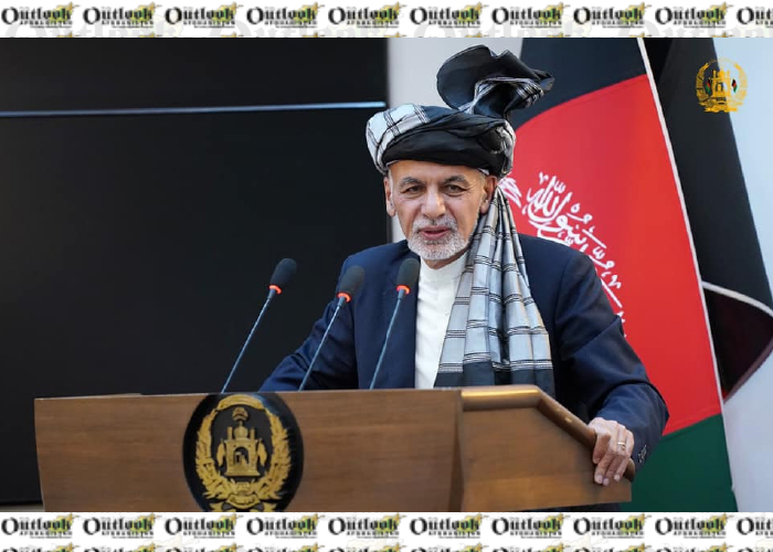 Ghani: Int'l Community Must Guarantee, Ensure Prolonged Peace
