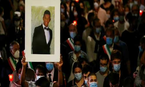 Italy shaken up by brutal beating death of young Black man