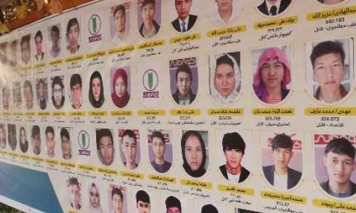 Kabul Education  Center Reopens Weeks after Deadly Attack