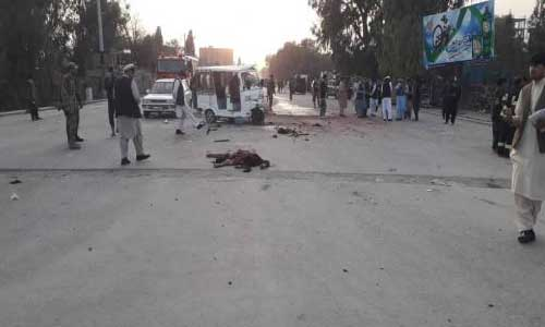 Khost Attack Ends as  All 10 Assailants Killed