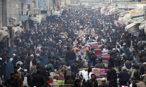 8% Drop in Growth Predicted for Afghan Economy: Report