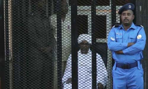 Sudan's Omar Al-Bashir A Step Closer  to Facing War Crimes Charges