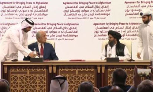 The Complexities and Challenges of  the Afghan Peace Process