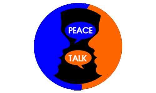 Let's Cross Our Fingers with the Start of  Peace Talks