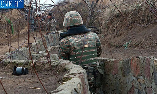Situation on Armenian-Azerbaijani Border Remains Relatively Calm - Armenian Defense Ministry