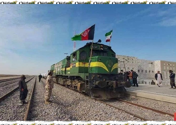Iran to Export Rail  Track to Afghanistan