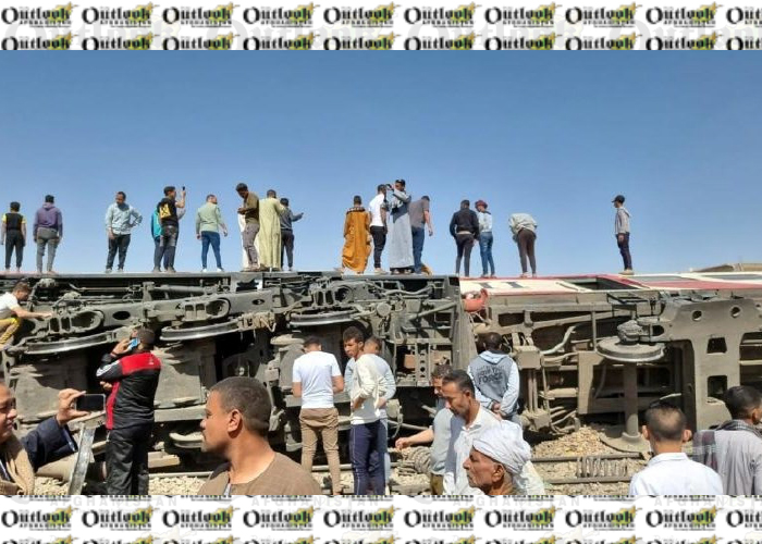 Two Trains Collide in Egypt, at Least  50 Injured – Ministry