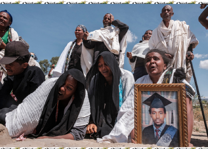 Eritrean Troops Killed more than 100 Civilians in Tigray: Rights Group