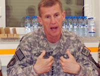 Pentagon Clears Gen McChrystal of Wrongdoing
