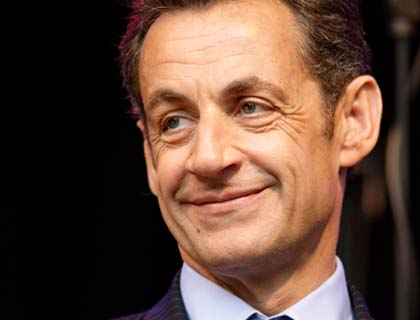 Sarkozy Agrees  to Visit Benghazi: Report