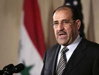 Maliki to Mullen: Iraqi Troops Can Take Over
