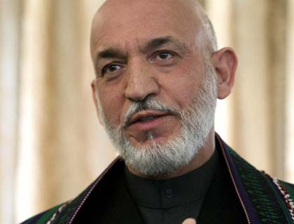 Afghans Still Don't Have  Personal Security: Karzai