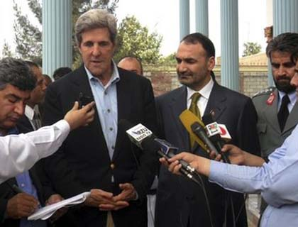 Pakistan Can Be Better  Ally Against Terror: Kerry