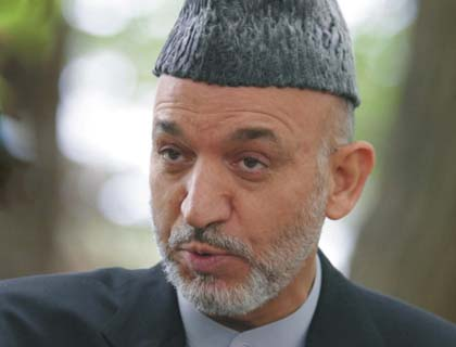 Afghans Want Peace, Stability: Karzai