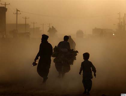 Image result for kabul air pollution images