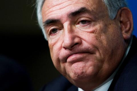 Strauss-Kahn to plead not guilty to sex charges