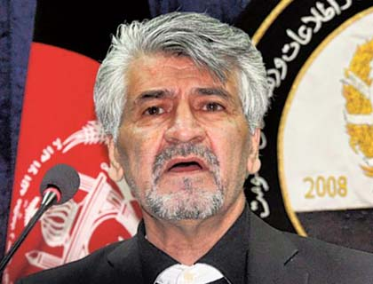 Foreign Troops Won't Interfere in Afghan-Controlled Regions: Azimi