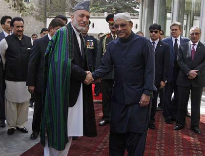Pakistan to Release  Afghan Food Shipments