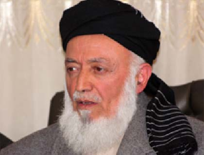 On the Assassination of Rabbani,  High Peace Council Chief