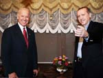 Biden, Erdogan Discuss Boosting Democracy in Mideast