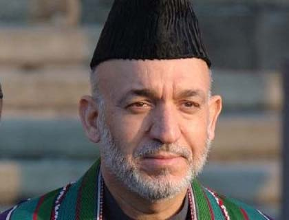 Won't Run for 3rd Term: Karzai