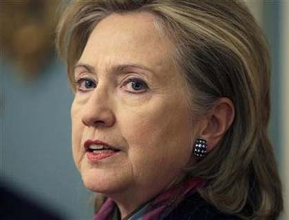 Karzai Statement Taken Out of Context: Clinton