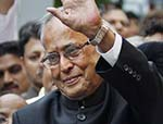Mukherjee Wins Indian Presidential Election