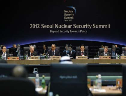 World Leaders  Vow to Act on Nuclear Terror Threat