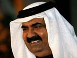 Qatar Emir Suggests Sending Arab Troops to Syria