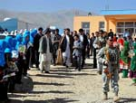 School Buildings  Inaugurated in Kabul