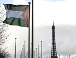 New Member Palestine Raises Flag at UNESCO