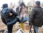 Syrian Rebels Hit Back at Assad's Air Power